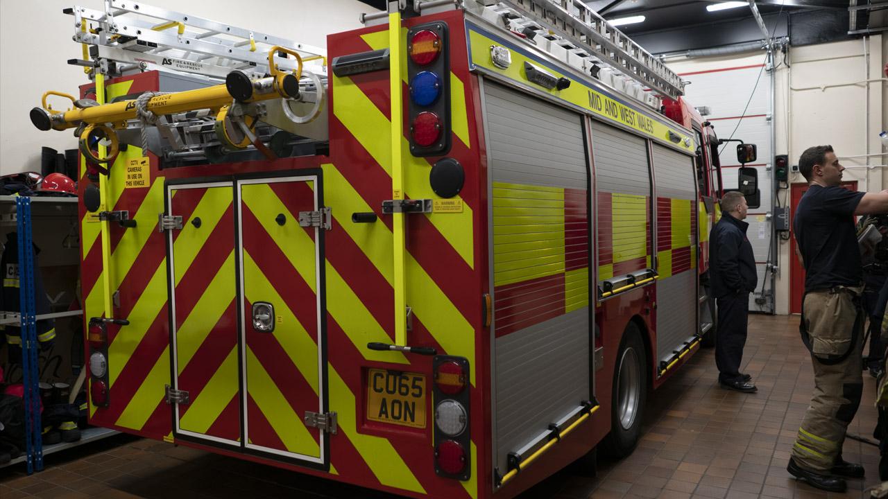 FireWatch Assets and Fleet Management