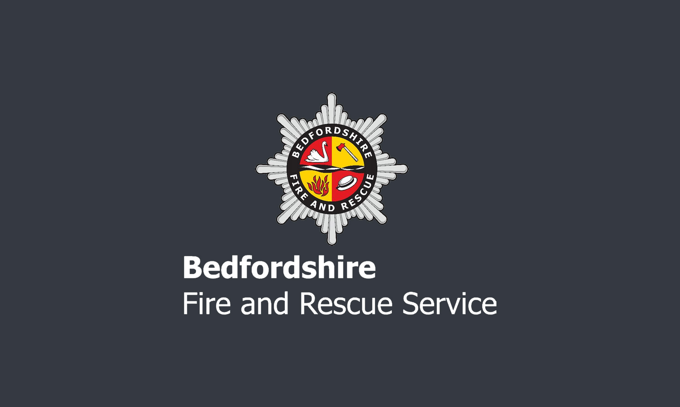 Bedfordshire Fire Service Logo