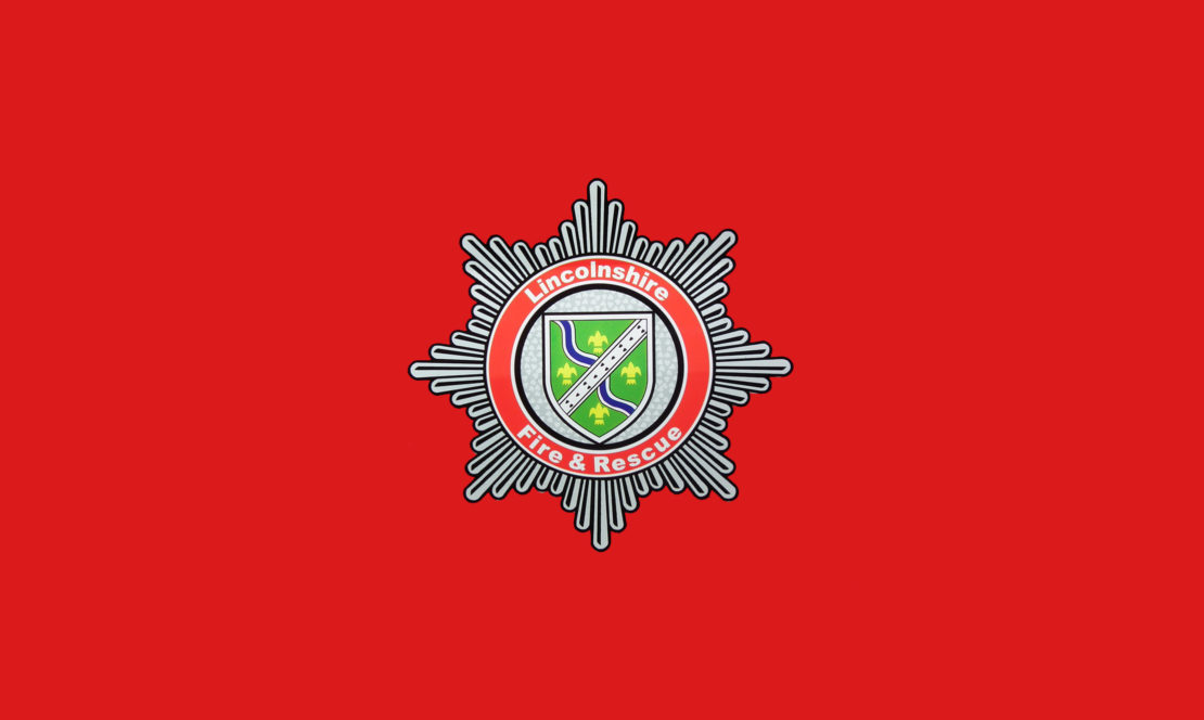 Lincolnshire Fire Service Badge