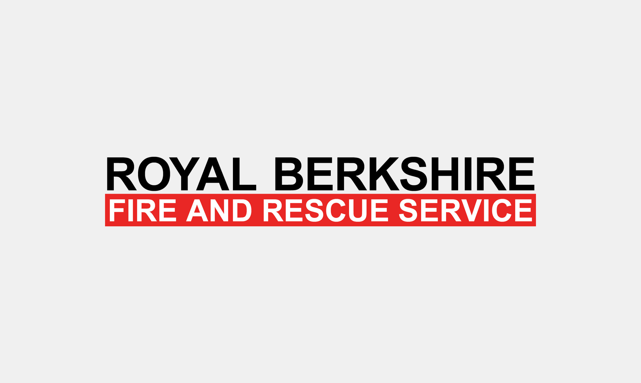 Royal Berkshire Fire Service Badge