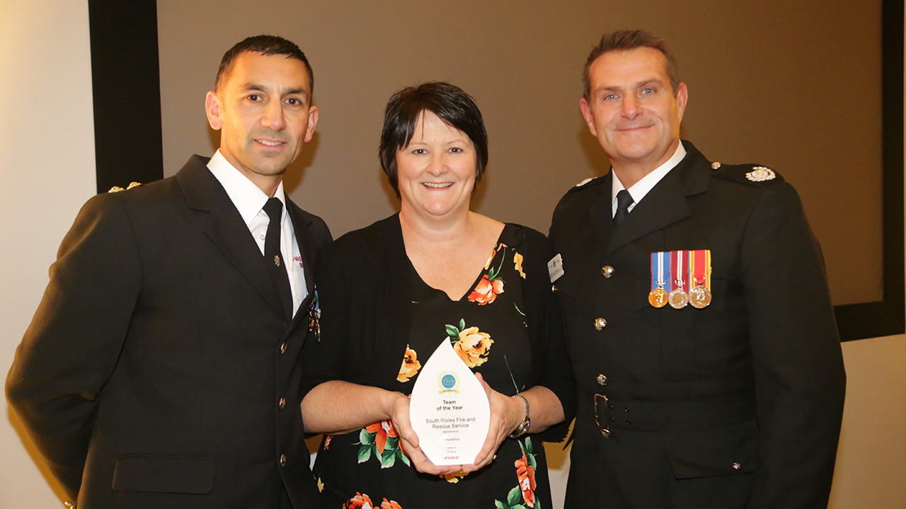 Fire and Emergency Awards 2018
