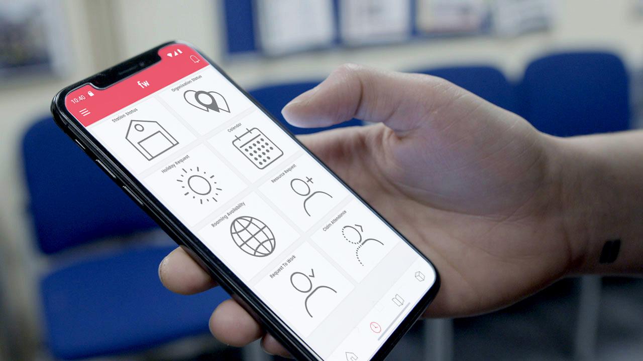 FireWatch Mobile App